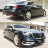 E class W213 change to Baybach body kit