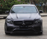 E63 carbon fiber body kit